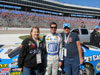 Tamera-and-Chris-with-Truex-Jr-at-Out-car